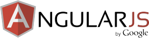 Logo of AngularJS